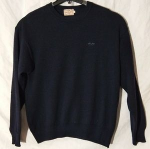 R.Logan and Sons Sweater Navy Large